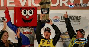 100 Nascar Truck Race Results S Results Grant Enfinger Takes Lead Late In Vegas To Win