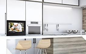 tv dans cuisine wemoove tv led hd 54 cm tv encastrable dans meuble de cuisine