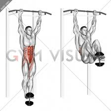 Captains Chair Leg Raise Bodybuilding by 3 Dumbbell Exercises For Abs Do These And Get Strong Abs