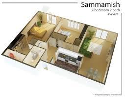 100 One Bedroom Design 1 Apartment Plans QHousepl