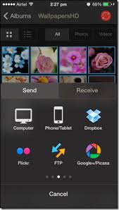 How to s Videos Between iPhone and Android