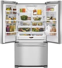 Counter Depth Refrigerator Width 30 by Maytag Mfc2062fez 36 Inch Counter Depth French Door Refrigerator