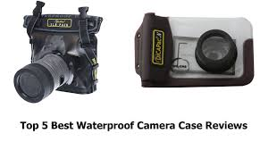 Top 5 Best Waterproof Camera Case 2016 Canon Camera Case Nikon