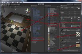 Tiled Map Editor Unity by Materials And Textures From Blender To Unity 3d