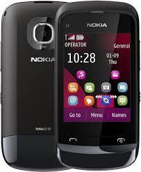Nokia C2 02 Vodafone A