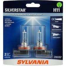 whiter light xenon fueled hid attitude sylvania h11 silverstar