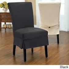 sweetlooking living room chair slipcovers luxury suede mid pleat