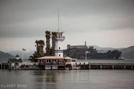 100 Bray Island LARRY BRAY PHOTO ART View From Pier 39 Towards Alcatraz With