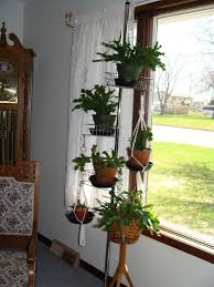 Floor To Ceiling Tension Rod Shelves by Holiday Cactus