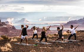 100 Amangiri Utah Yoga At 1000ft With In MR GOODLIFE