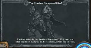 Halloween Spells Tf2 Outpost by Tavern Brawl 124 The Headless Horseman Rides