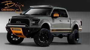 Four Custom Ford F-150 Heading To SEMA 38 Custom Ford Truck Is So Epic Everyone Talking About It Seven Modified 2016 F150 Pickups Coming To Sema Motor Trend Sales Near Monroe Township Nj Lifted Trucks Accsories Imagimotive 1948 Custom Interiors By Thomas Captain America F250 For Sale 1957 F100 Pickup Hot Rod Network Von Millers Svt Raptor Can Be Yours For The Right 56 73mm 2008 Wheels Newsletter The Biggest Diesel Monster Ford Trucks 6 Door Lifted Custom Youtube