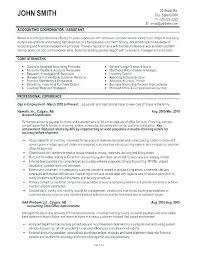 Sample Project Coordinator Resume Related Post Job Description Template Example