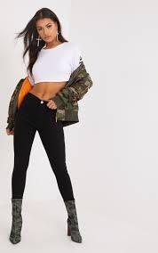 women u0027s jeans denim u0026 black jeans prettylittlething aus