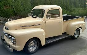 100 Ford F1 Truck 1951 For Sale 2203536 Hemmings Motor News