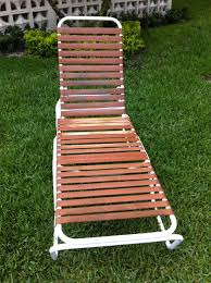 Vinyl Straps For Patio Chairs by Replacing Fabric On Patio Chairs Furniture Ideas Striking Vinyl