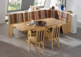 kitchen tables with bench seating cinema 2 the expandable