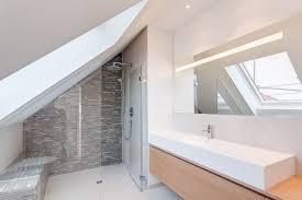 dachgeschoss 2 modern badezimmer münchen susi