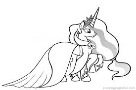 Free Download Unicorn Pictures To Color