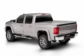 UnderCover LUX Truck Bed Cover 2017 2018 Chevy Silverado 1500 5 8