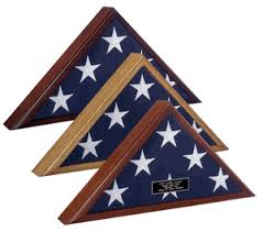 4 X 6 Flag Display Cases