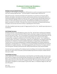 Best Ideas Of Baseball Resumes Targer Golden Dragon For Your College Coach Cover Letter 10 Resume