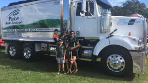 100 Pace Trucking Hauling The Nation Ahead Newcastle Herald