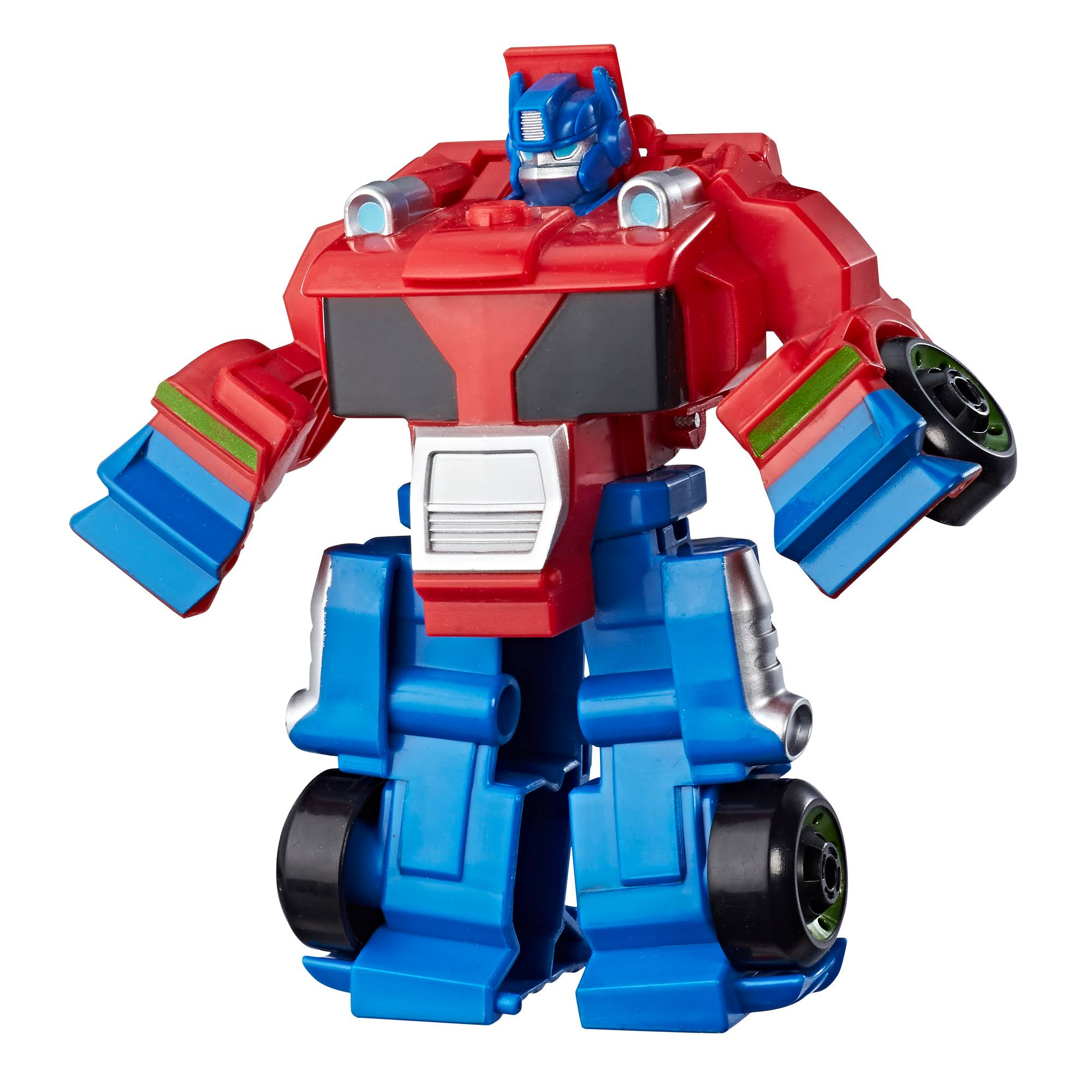 Playskool Heroes Transformers Rescue Bots Optimus Prime Action Figures