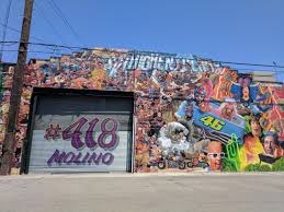 Big Ang Mural Petition by Street Art In La U0027s Arts District U2013 Bright Lights Of America