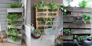 idées de jardin vertical pour balcon le coin potager