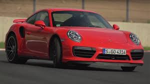 Porsche 911 Turbo S Chris Harris Drives