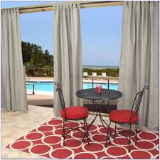 Sunbrella Curtains With Grommets by Sunbrella Outdoor Curtains Ebay Curtain Home Decorating Ideas