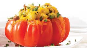 cuisiner coeur de boeuf savoury stuffed cœur de bœuf tomatoes iga recipes