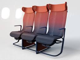 100 Seat By Design This Futuristic Airbus Smart Seat Prototype May Make The Future Of