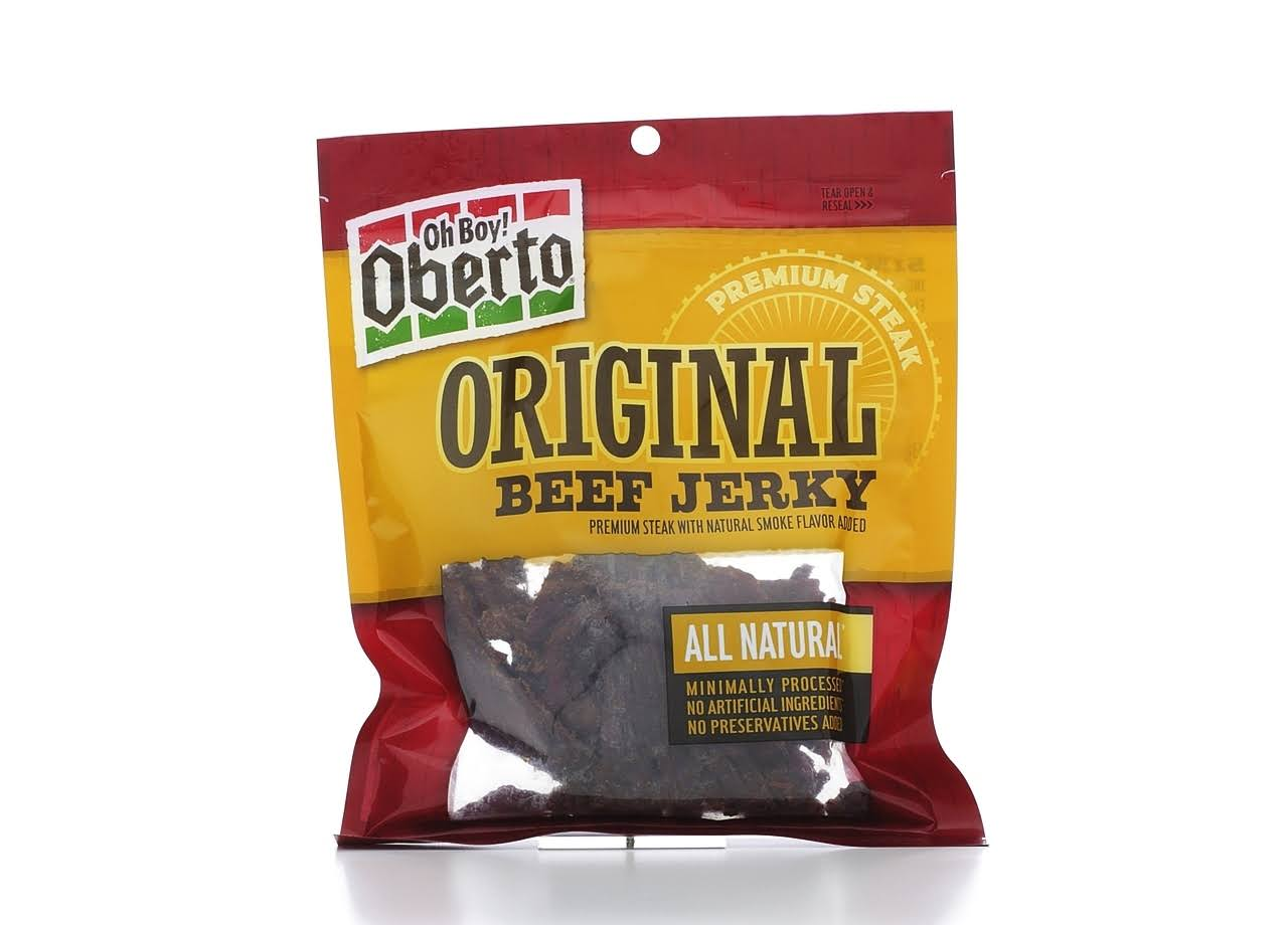 Oh Boy Oberto Original Natural Beef Jerky