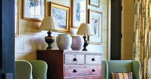 French Country Living Rooms Pinterest by French Country Living Room With Buttery Yellow Ship Lap Walls