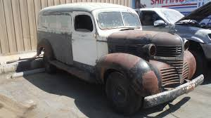 $3950: 1940 Dodge WD-21 T-116 One-ton Panel Truck. The Body Is In ... Mcws Blown Hemi Powered 1940 Dodge Pick Up Truck Valerie Youtube Dodge Business Coupe Hot Rod Project Mopar Truck Of The Day Moparstyle 1941 Panel Antique Pinterest 15 Best Images On Car Cars And Classic Trucks 1947 Pickup For Sale Classiccarscom Coe Resigned Editorial Image 84834215 Other Pickups 12 Ton Stepside Ebay Trucks Ton Short Box Patina Rat Rod Hot Network Shop