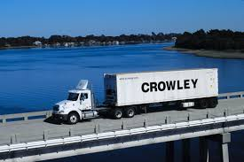 Crowley-Liner-Shipping-Logistics-Reefer-Truck-Bridge 40ft Reefer Just Loaded Onto A Hiab Vehicle Trucks Pinterest Med Heavy Trucks For Sale Mayflower Wreefer Unit Truckersreportcom Trucking Forum 1 Cdl On Everything Trucks Hybrid Reefer Offers Big Savings Ltl Alternative Refrigerated Transport Greencarrier Liner Agency Back In Fish Business With Transports Safeway Volvo Daycab Pulling Brand New Triaxle Out Flickr Insurance Barbee Jackson Transportation Distribution Snt Global Truck Reefers And Heaters Tif Group Vs Flatbed Dry Van Page Ckingtruth