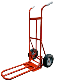 100 Harper Hand Truck S R Us Milwaukee W 27 Folding Nose Bp1202
