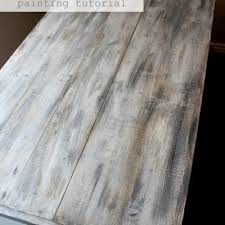 20 DIY Faux Barn Wood Finishes For Any Type Wood Shelterness