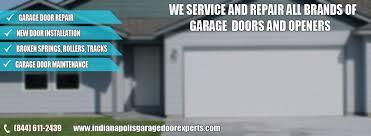 Indianapolis Garage Door Experts Garage Door Services 201 North