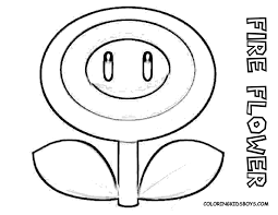Free Super Mario Coloring Pages 638