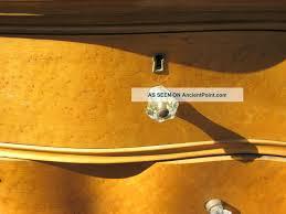 Birdseye Maple Serpentine Dresser by Gorgeous Birdseye Maple Serpentine Dresser U0026 Mirror