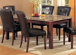 Dining Table With Chairs Inside Chair Covers Design Image Concept