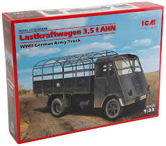 100 German Trucks Amazoncom ICM Models Lastkraftwagen 35T WWII Truck Kit