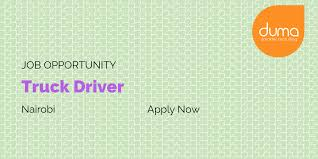 Job Vacancy - Truck Driver In Nairobi - Duma Works Blog Best Truck Driver Resume Example Livecareer On The Job John Mcclendon Trucker Lake County News Nwitimescom Worst Job In Nascar Driving Team Hauler Sporting Montreal Canada Avenue Fairmount Truck Driver Delivery Dolly Boxes Salary Jobs 2017 Youtube Becoming A Jobready Diesel News Caucasian His Brand New Red Semi Prime Inc Driving School Lw Miller Utah Trucking Company How To Get As Ian Watsons School Cdla Local Albany Floride Rock