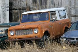 International Harvester Scout - Wikiwand
