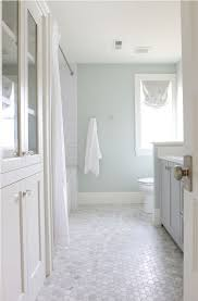 light grey wall color and best floor tile grout process for