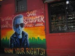 Joe Strummer Mural London Address by 100 Joe Strummer Mural New York City Infographic New York