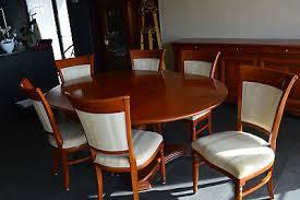 esszimmer selva style louis philippe esstisch 6 stühle und